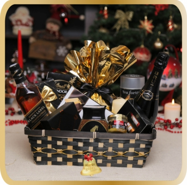 Beliebt Bevorzugt Cos cadou Elegant Present | Cosuri Craciun | Karin Gifts &UY_24